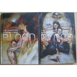 Blood lot tome 1 & 2