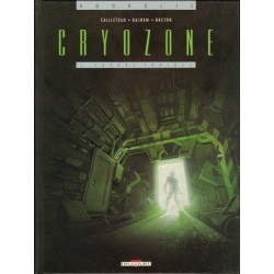 Cryozone tome 1: Sueurs Froides